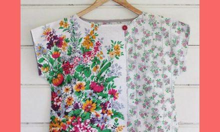 10 Pola Baju Gratis, Pola Baju Sederhana untuk Pemula