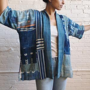 Pola Outer Kimono Simple dan Stylish, Mudah Dijahit!