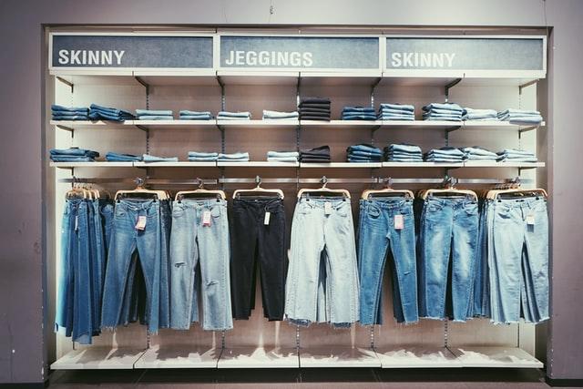 jenis kain celana jeans
